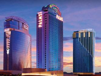 Measuring Online Influence Social Hospitality Palms Las Vegas