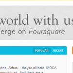 Luxury Hotels Checking-in to Foursquare
