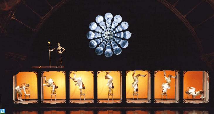 Cirque du Soleil Iris