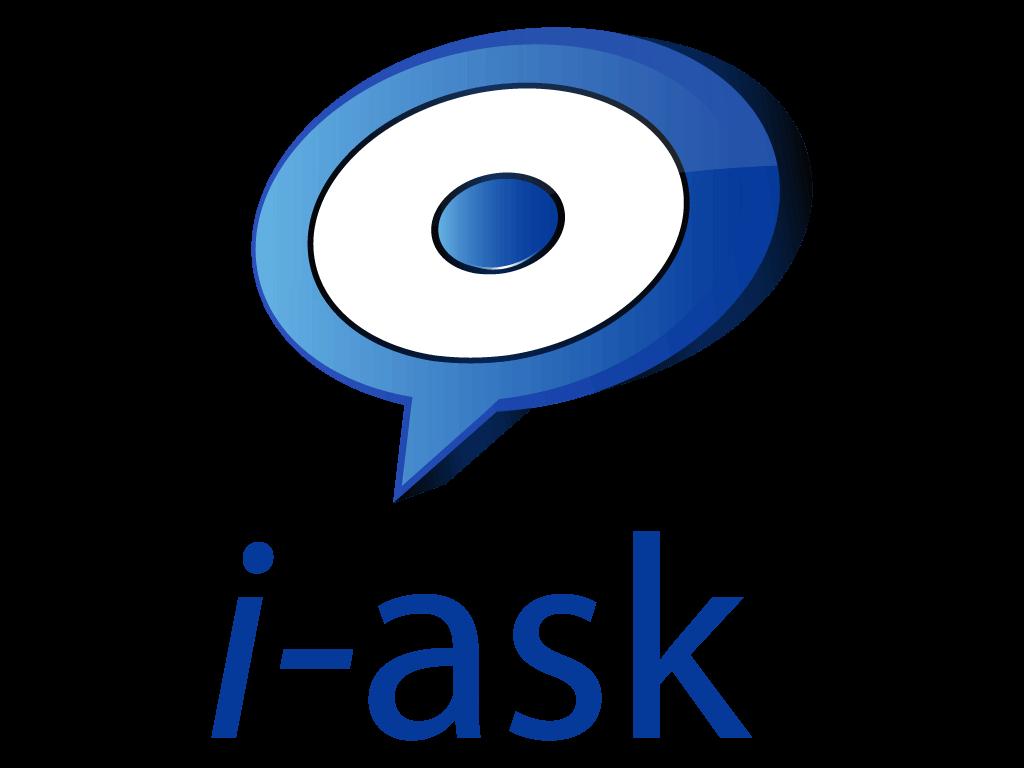 i-ask logo