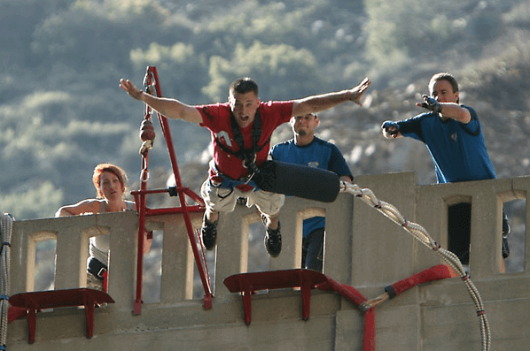 bungee america