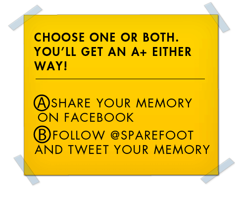 SpareFoot Social Media Initiative