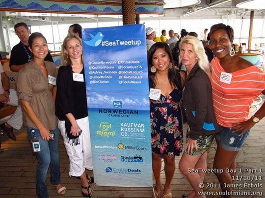 Sea Tweetup