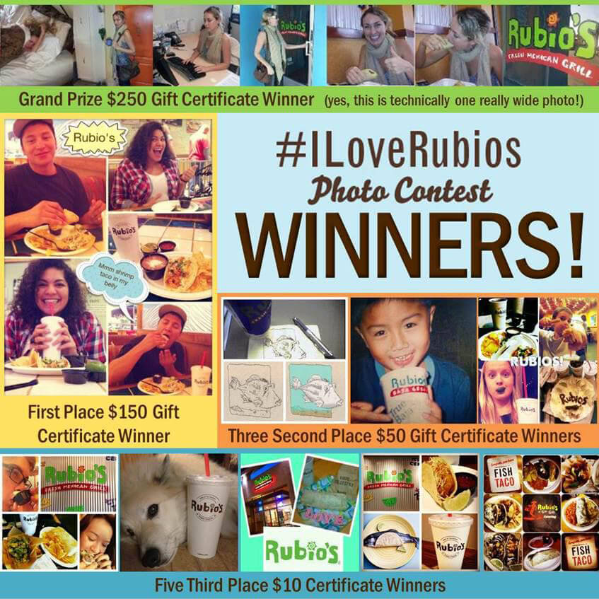 rubios on instagram