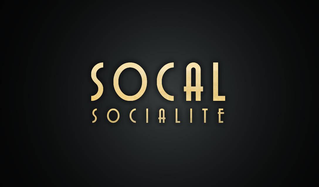 SoCalSocialite logo