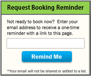 Email-Booking-Reminder-Form