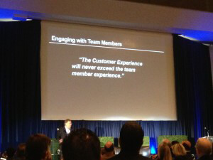 The Customer Experience