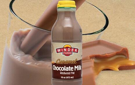 Chocolate Milk Winder Farms