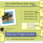 Capture Social Media Leads with Hospitality Landing Pages