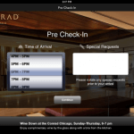 Conrad Hotels & Resorts Introduces Comprehensive Pre Check-In Feature