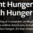 Fight Hunger with Hunger
