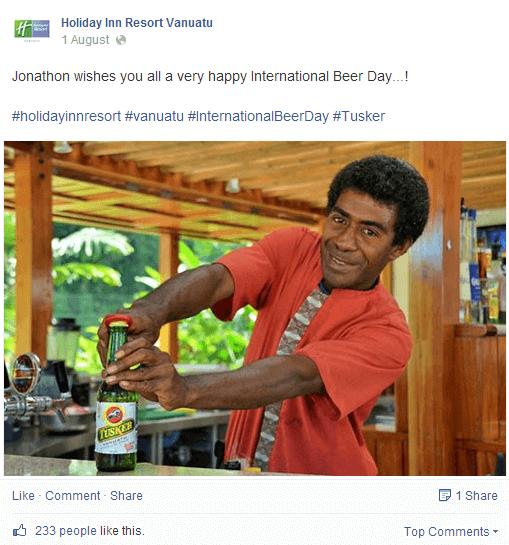 HIR Vanuatu