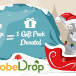 Spread the Holiday Cheer with GlobeDrop!