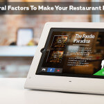3 Ways eMenu Can Make Your Restaurant Stand Out