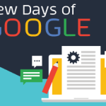 The Old Days of Google vs the New [Infographic]