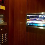 "Gansevoort Hotel Group Gives Its Elevators a ""Lift"" with Digital Signage"