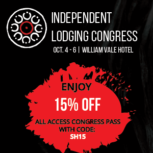 Social Hospitality, Media Partner at Independent Lodging Congress